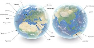 IADS Locations